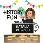 History Fun with Natalia Pacheco