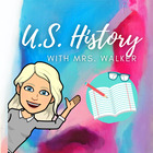 History with Mrs Walker