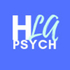 HLA Psych Therapy Resources
