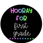 Hooray for First Grade