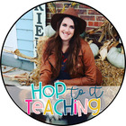 Hop to it Teaching