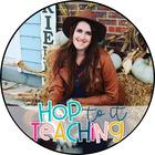 Hop to it Teaching