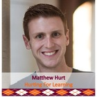 Hurting for Learning - Matthew Hurt
