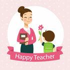 I am a Happy Teacher