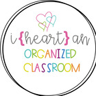 I Heart an Organized Classroom