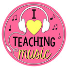 i heart teaching music