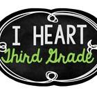 I Heart Third Grade
