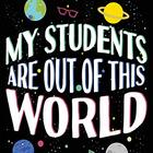 """I LEARN VERY WELL HERE with """"World Teacher"""""""