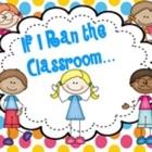 If I Ran the Classroom
