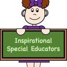 Inspirational Special Educators