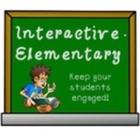 Interactive Elementary Classroom