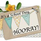 It's a School Day Hooray