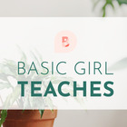 Jamie Jasperson - Basic Girl Teaches