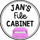 Jan's File Cabinet