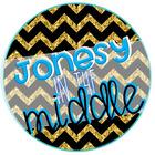 Jonesy in the Middle