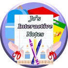 Jo's Interactive Notes