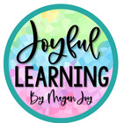 Joyful Learning - Megan Joy