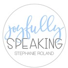Joyfully Speaking