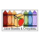 Juice Boxes and Crayolas