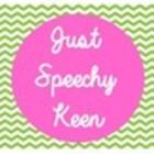 Just Speechy Keen