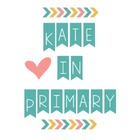 Kate in Primary