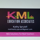 Kathy Spruiell at KML Education