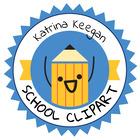 Katrina Keegan - School Clip Art