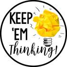 Keep 'em Thinking with Susan Morrow