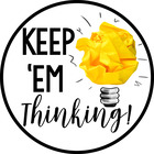Keep 'em Thinking with Susan Morrow
