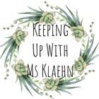 KeepingUpWithMsKlaehn