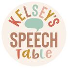 Kelsey's Speech Table
