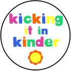 Kicking it in Kinder