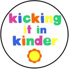 Kicking it in Kinder