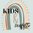 Kids and Confetti