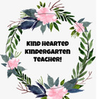 Kind Hearted Kindergarten Teacher