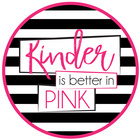 Kinder is Better in Pink