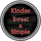 Kinder Sweet and Simple