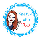 Kinder with Red