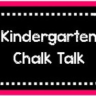 Kindergarten Chalk Talk