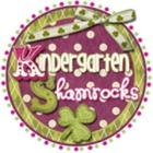 Kindergarten Shamrocks