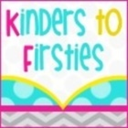 Kinders to Firsties