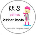 KK's petites Rubber Boots