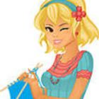 Knitting Needles and Notebooks