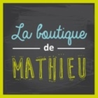 La boutique de Mathieu