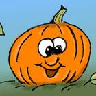 """La calabaza feliz """" The happy pumpkin"""""""