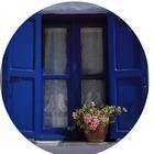 La ventanita azul