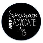 Laminate and Advocate