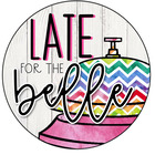 Late for the Belle