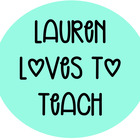 Lauren Loves to Teach