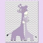 Lavender Giraffe Teaching